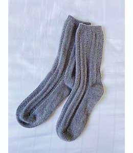 Calcetines de cachemira Nestwell™ color gris