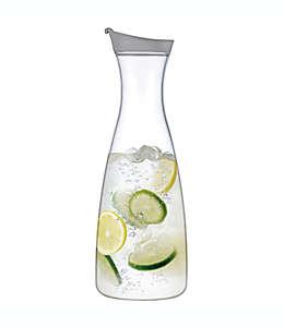 Jarra de acrílico para jugo Simply Essential™ de 1.65 L color gris