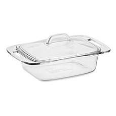 image of Pyrex® Easy Grab™ 2-Quart Covered Glass Casserole