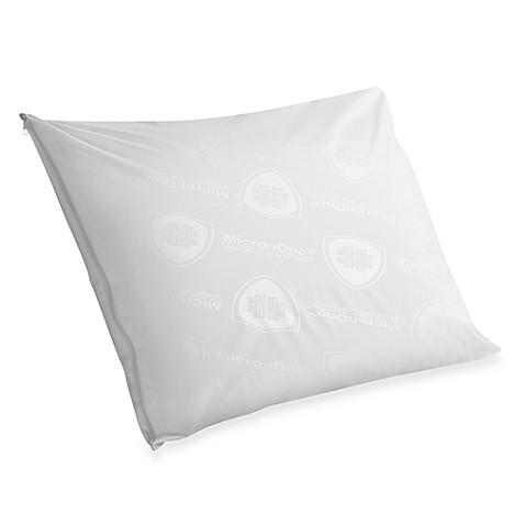 martini pillow cleanrest complete pillow encasement bed bath beyond