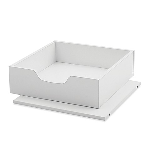 Buy Real Simple 174 Shelf Amp Tray Kit In White From Bed Bath