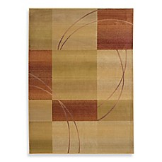 image of Oriental Weavers Generations Area Rug in Red/Cukar