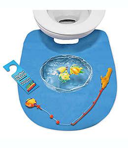 Juego de pesca para baño