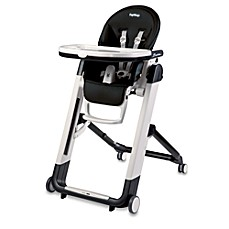 image of Peg Perego Siesta High Chair in Licorice