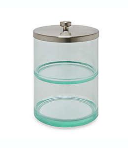 Tarro Lifestyle Home doble color transparente