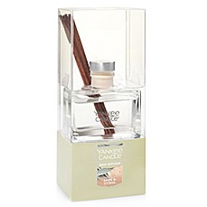 image of Yankee Candle® Flowery Fragrances Signature Mini Reed Diffuser in Sage & Citrus