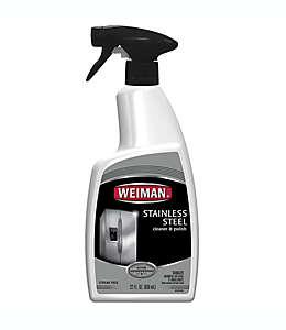 Limpiador y pulidor Weiman®, de acero inoxidable de 650.61 mL