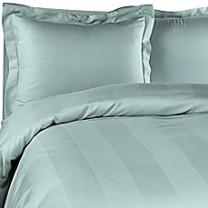 image of eucalyptus origins tencel lyocell fiber duvet cover set - Comforter Covers