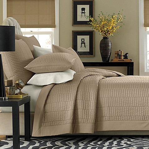 Real Simple® Dune European Pillow Sham in Taupe
