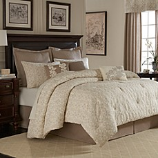 image of Bridge Street Sonoma Comforter Set in Ivory