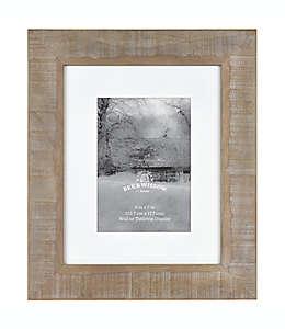 Bee & Willow™ Home Portarretratos de madera de acacia, 12.7 x 17.78 cm
