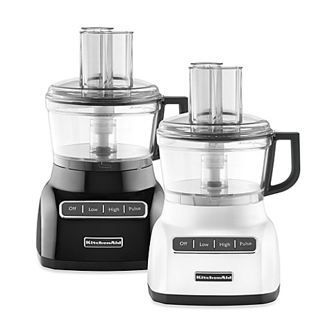kitchenaid® 7-cup food processor - bed bath & beyond
