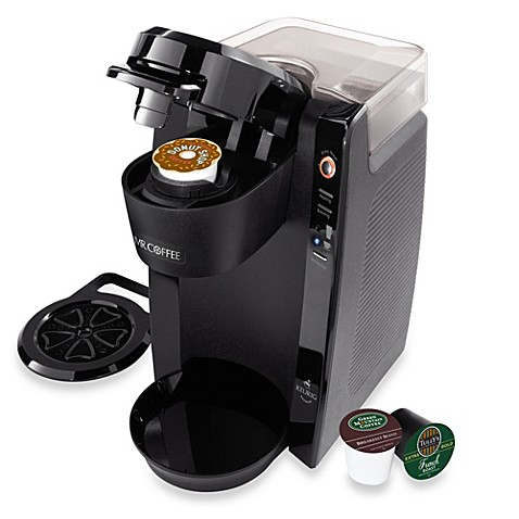 Buy Mr Coffee 174 Single Cup Brewing System From Bed Bath