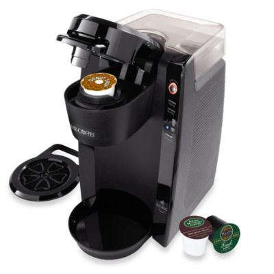 Single Coffee Maker Bed Bath And Beyond : Buy Mr. Coffee Single-Cup Brewing System from Bed Bath & Beyond