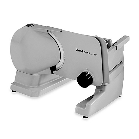 Chef'sChoice® Electric Food Slicer