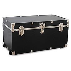 Mercury Luggage/Seward 31-Inch Storage Trunk  sc 1 st  Bed Bath u0026 Beyond & Storage Trunks u0026 Chests | Large Decorative Trunks | Bed Bath u0026 Beyond