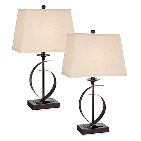Pacific coast lighting novo table lamp set of 2 bed bath beyond pacific coast lightingreg novo table lamp set aloadofball Gallery