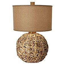 image of Pacific Coast Lighting®  Seagrass Meadow Table Lamp