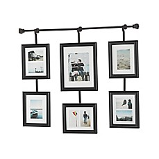 Wall Collage Picture Frames frames & albums - picture, collage & wood frames - bed bath & beyond