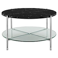 Two Tier Table Bed Bath Beyond - 2 tier round coffee table
