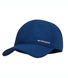 Gorra de enfriamiento para ejercicio Mission EnduraCool™, en azul marino