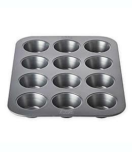 Molde antiadherente Chicago Metallic™ para 12 muffins
