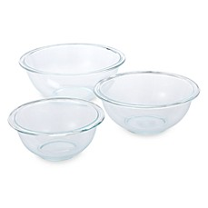image of Pyrex® 3-Piece Mixing Bowl Set