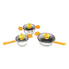 image of BergHOFF® Sheriff Duck 6-Piece Cookware Set