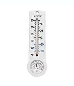 Termómetro e higrómetro La Crosse™