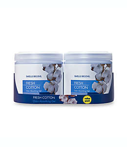 Gel absorbente de olores SMELLS BEGONE® Fresh Cotton, Set de 2
