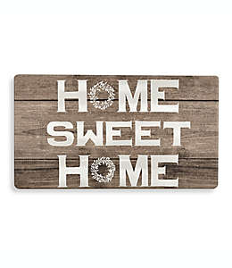 Tapete para cocina Bee & Willow™ Home Sweet Home color beige