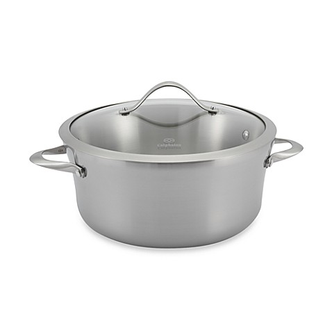 stainless steel 65quart soup pot