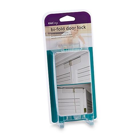 Kidco bi fold door lock bed bath beyond kidcoreg bi fold door lock eventshaper