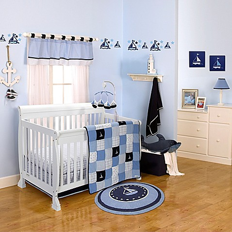 Nautica Kids 174 William Crib Bedding Collection Buybuy Baby