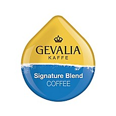 image of Gevalia 80-Count Signature Blend Coffee T DISCs for Tassimo™ Beverage System