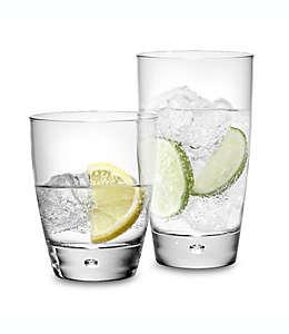 Set de vasos Dailyware™ Luna, 16 pzas.