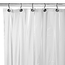 image of Heavy Weight Frost Shower Curtain Liner
