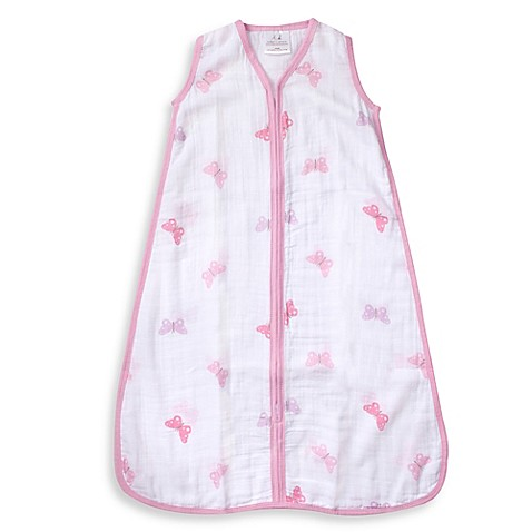 aden® by aden + anais® Large Classic Sleeping Bag in Girls n' Swirls