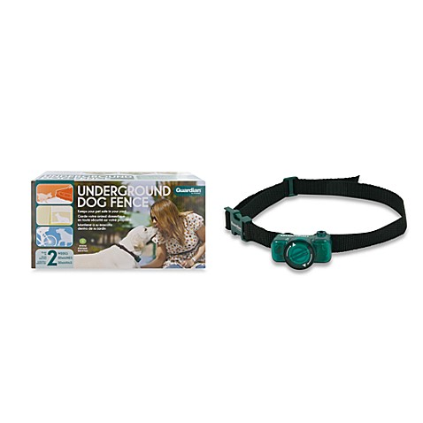 Guardian 174 Underground Fence 174 And Receiver Collar Bed