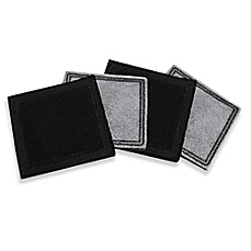 image of Aqua Cube™ 4-Pack Fountain Replacement Charcoal Filters
