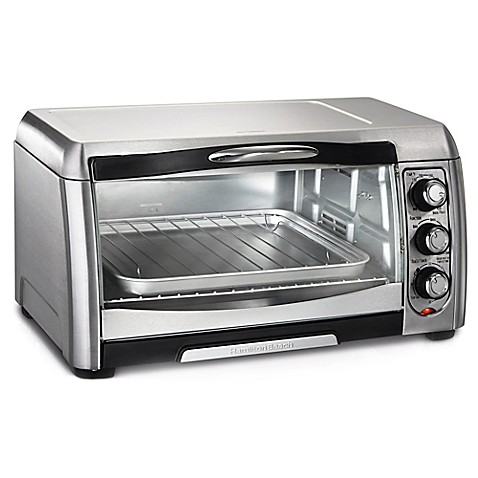 Hamilton Beach Easy Access Toaster Oven Bed Bath & Beyond