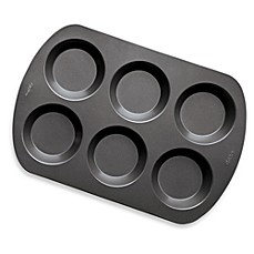 Wilton® Nonstick 6-Cavity Mini Pie Pan  sc 1 st  Bed Bath \u0026 Beyond & Pie Baking Dishes Plates \u0026 Tart Pans | Bed Bath \u0026 Beyond
