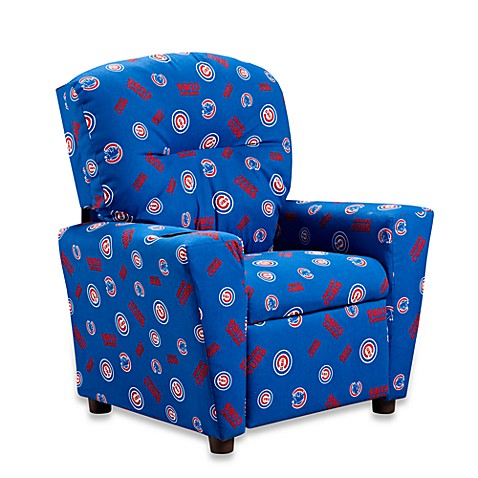 Official MLBu0026reg; Kids Recliner in Chicago Cubs  sc 1 st  buybuy BABY & Official MLB® Kids Recliner in Chicago Cubs - buybuy BABY islam-shia.org