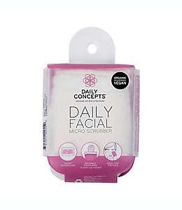 Microfibra Daily Concepts® para limpieza facial