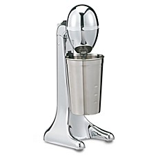 image of Hamilton Beach® DrinkMaster® Chrome Classic Mixer