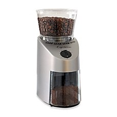 image of Capresso® Infinity Conical Burr Coffee Grinder