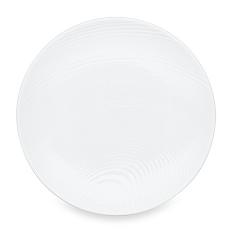 Noritake® White on White Dune Round Salad Plate