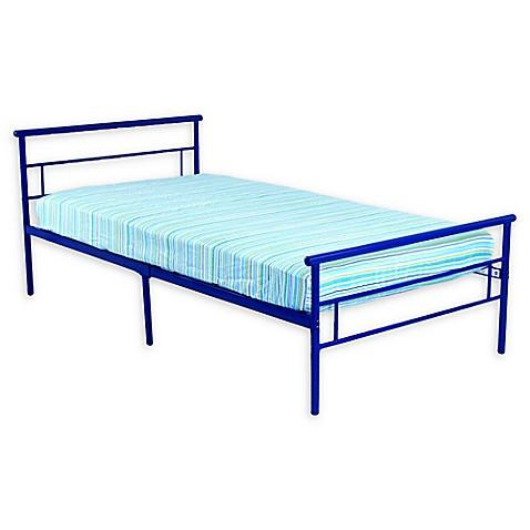 Seattle Twin Metal Platform Bed - Bed Bath & Beyond