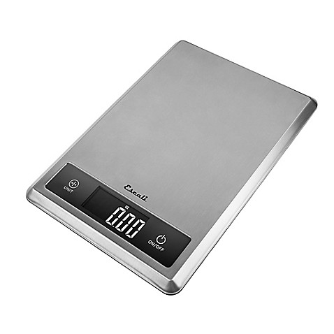 Escali® Tabla 11-Lb Kitchen Scale