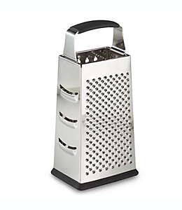 Rallador de acero inoxidable SALT™, de 4 lados, 22.86 cm